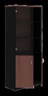 lemari arsip mtb 3183n mahogany bandung