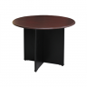 Meja rapat expo round meeting table MP-100R