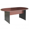 Meja rapat expo oval conference table MP-M180
